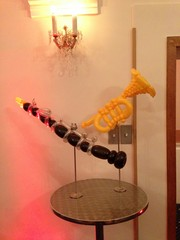 balloon clarinet