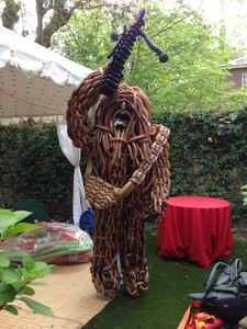 balloon chewbacca