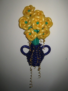 balloon flower vase