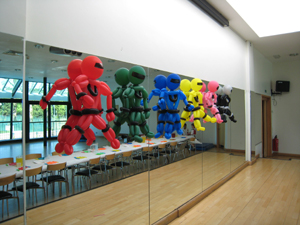 balloon power rangers