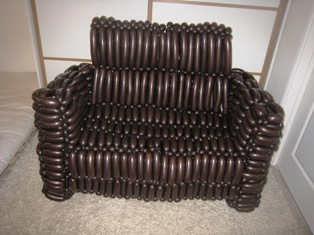 balloon sofa