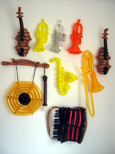 balloon musical instruments