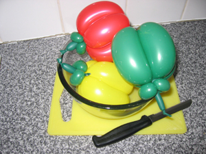 balloon peppers